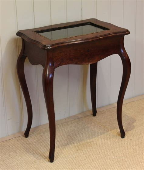 display table walnut display table antiques atlas