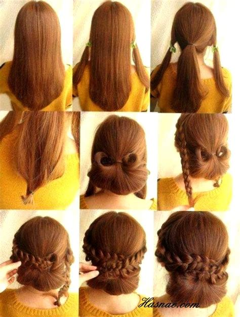 juda hairstyle steps steps of juda style bun hairstyles with pictures within