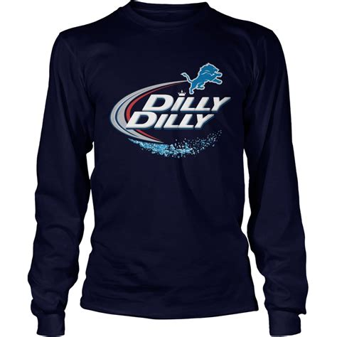 Hoodie Dilly Dilly 1 official dilly dilly lions shirt hoodie sweater longsleeve t shirt