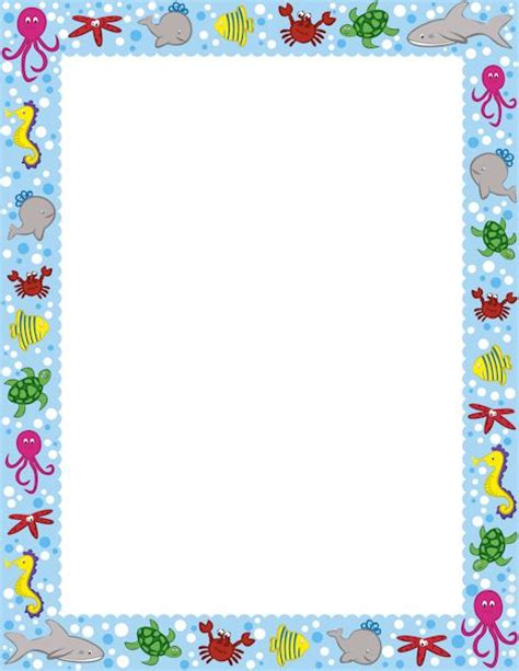 Wedding Themed Borders Clip by Themed Borders Clip 18