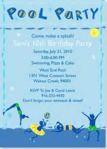 birthday pool invitations gangcraft net