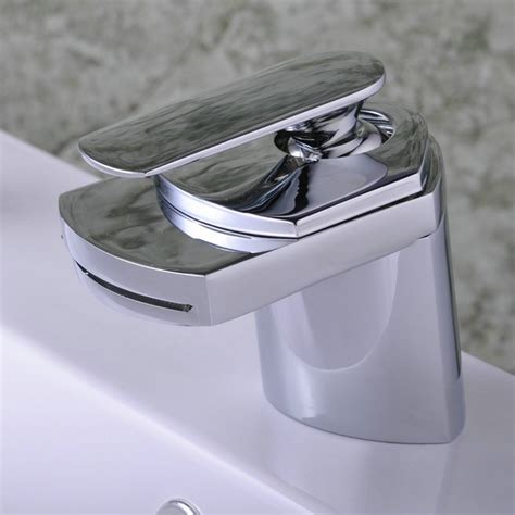 fountain faucets for the bathroom the amazing waterfall bathroom faucet home furniture and