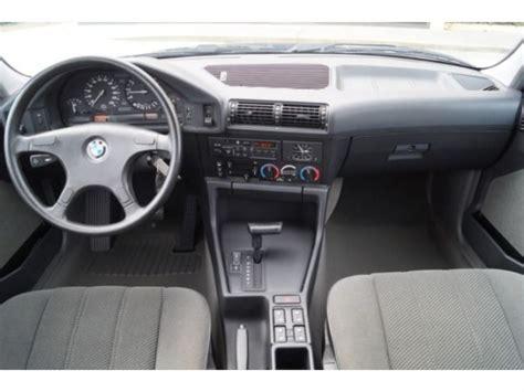 1989 bmw 525i german cars for sale blog