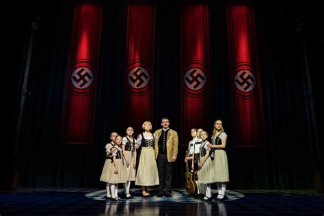 sound of music house tour the sound of music 2016 tour at the theatre