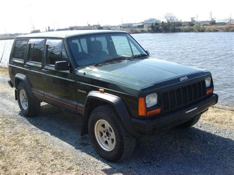 how cars work for dummies 1995 jeep cherokee interior lighting 1995 jeep cherokee information and photos momentcar