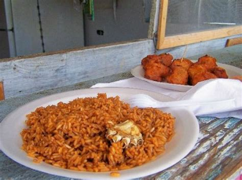 tru bahamian must eat: crab & rice tru bahamian food tours