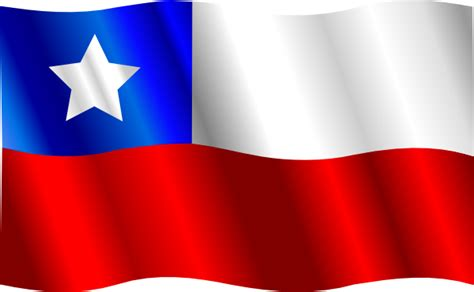 chile flag colors chilean flag clip at clker vector clip