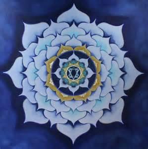 Mandala Lotus Lotus Mandala Ii Leanne Baird