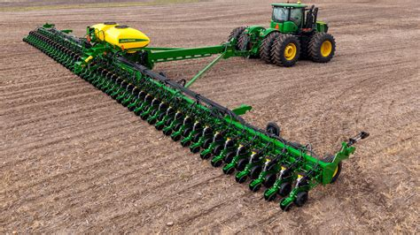 Planters Equipment by Planting Equipment 1755 Planter Deere Us