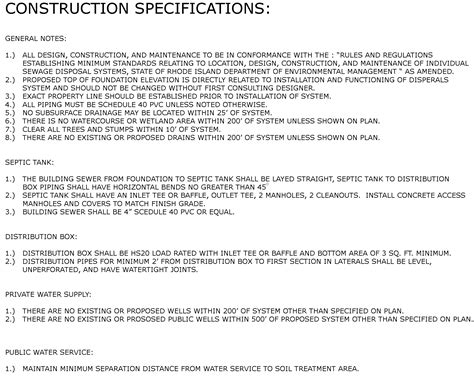construction spec sections pin specifications exle on pinterest
