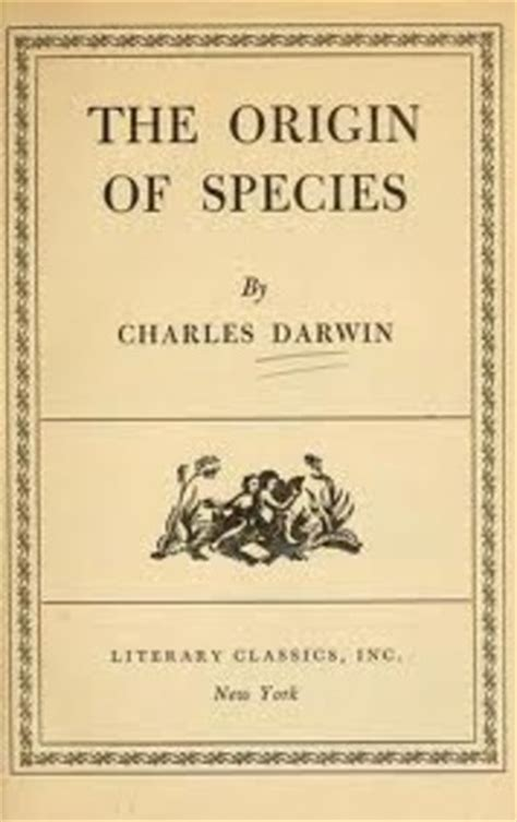 0007902239 the origin of species development of the theory of evolution timeline
