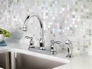 Kitchen Faucets Nyc Moen Caldwell Chrome Two Handle High Arc Kitchen Faucet