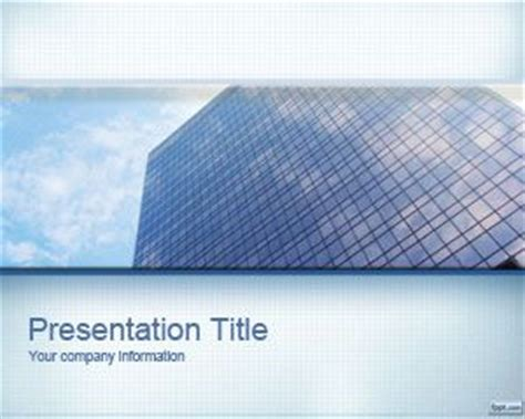 business briefcase powerpoint template | free powerpoint