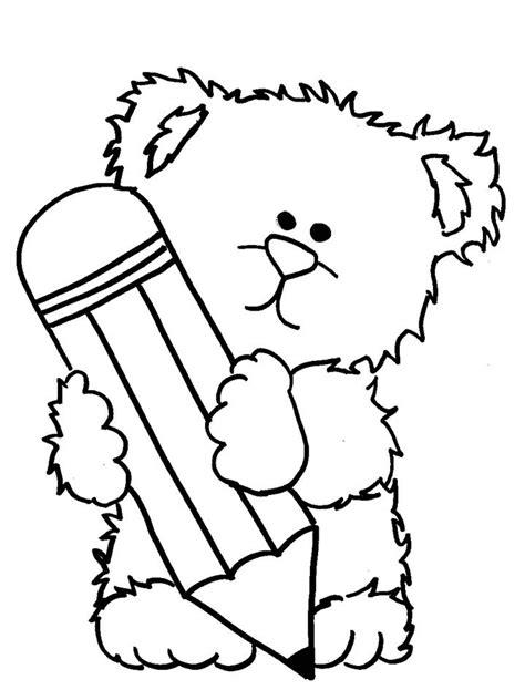 dibujos kawaii cute para colorear flashcards septiembre 2010