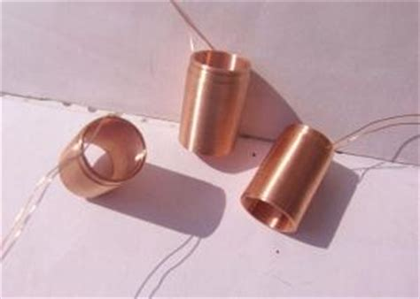 magnetic inductance coil multilayer phone copper wire coil inductance magnetic air inductor for sale copper wire