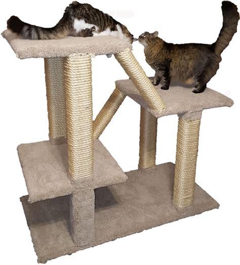 Handmade Cat Furniture - yogi towers handmade cat furniture lake iowa