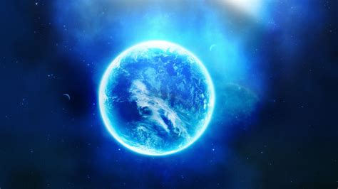 Earth Contact Home Designs Glows Blue Planet Wallpaper 1920x1080 Full Hd Resolution