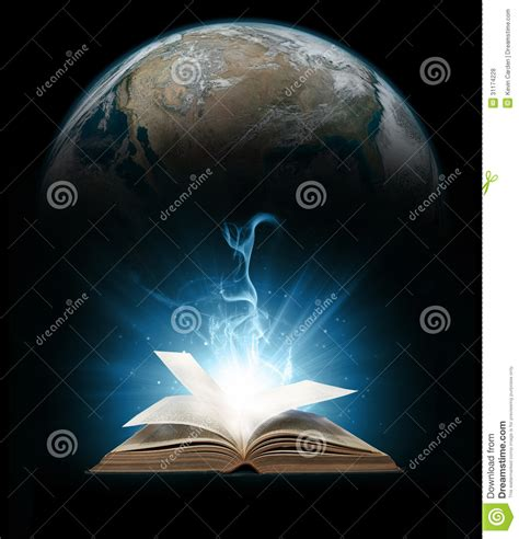spaceport earth the reinvention of spaceflight books glowing book with earth royalty free stock photos image