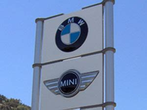 bmw dealership sign september 2011 r r custom signs