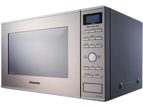 Microwave Advance panasonic 1200 watts family size 1 2 cu ft countertop microwave oven nn sd681s sensor cook