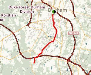american tobacco trail map american tobacco trail carolina maps 28 photos