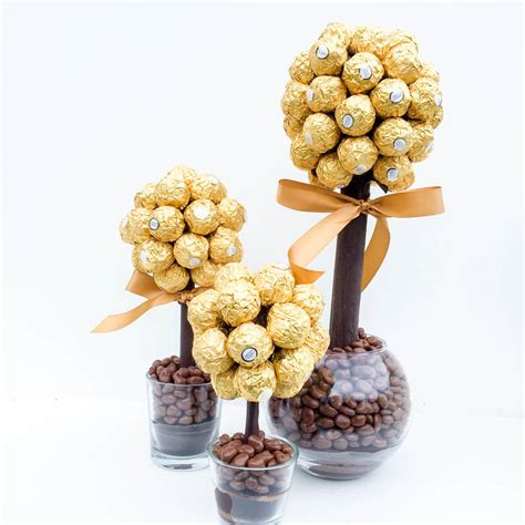 how to make a ferrero rocher tree personalised ferrero rocher 174 sweet tree by sweet trees