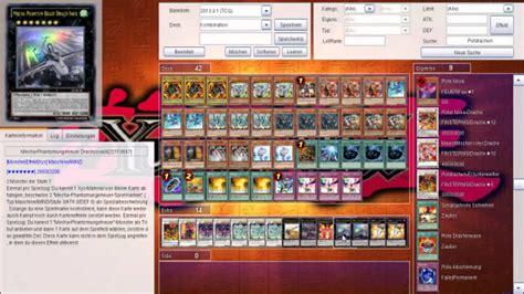 yugioh devpro decks mein echtes yugioh turnier deck bei devpro vorgestellt