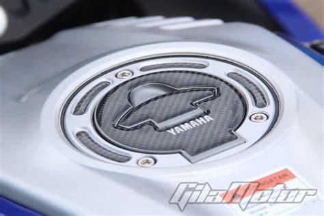 Knalpot Daytona Gp Tapper R15 New V3 2017 Fullsystem yamaha sediakan aksesoris buat all new r15 gilamotor