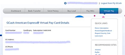 shop   globe gcash amex virtual pay txtbuff news