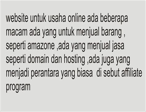 Membuat Usaha Web Hosting | inspirasi usaha online