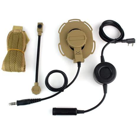 Headset Basic Earphone Ie 85 militaire headset walkietalkie nl