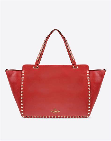 Bag Valentino Selempang Stud 2962 s rockstud medium tote valentino garavani valentino boutique us