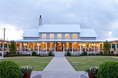 southern living at home idea house at fontanel southern living house plans
