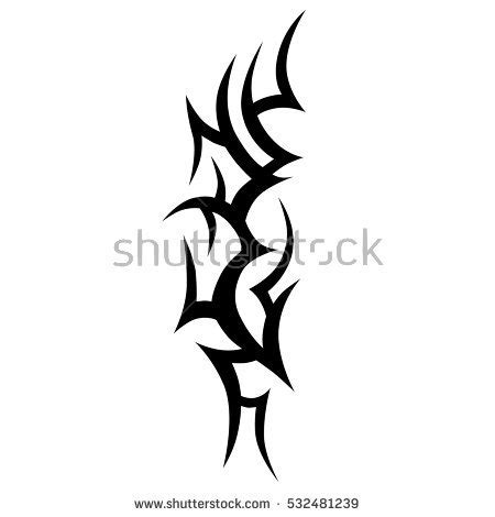 tribal tattoo quebec tribal boy stock photos royalty free images vectors