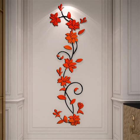 flower wall stickers for bedrooms flower wall stickers for bedrooms home design