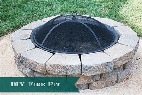 how to build a backyard pit out of bricks how to build a diy a backyard pit backyards