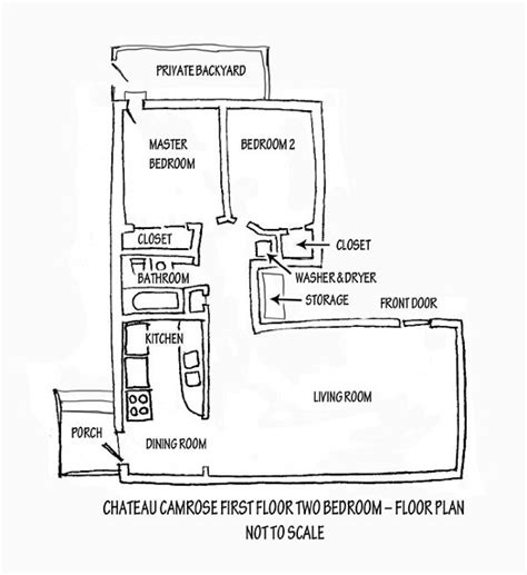 slide in cer floor plans floor plan
