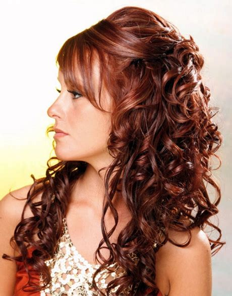 curly hairstyles for long hair for wedding bridal hairstyles for long curly hair
