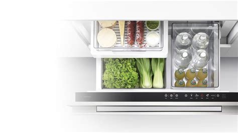 fisher paykel cool drawer fridge rb90s64mkiw2 90cm cooldrawer multi temperature refrigerator