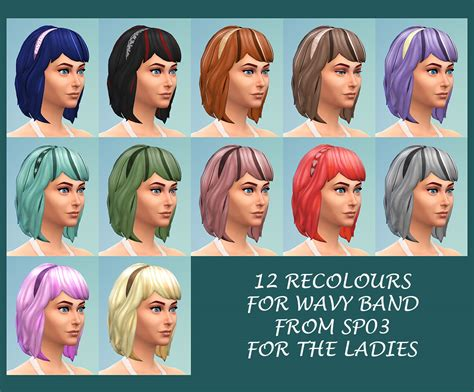 the sims 3 hairstyles and their expansion pack mod the sims 4 stuff pack hairstyles re quot stuff quot ed with