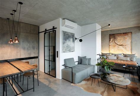 idee originali per arredare appartamenti arredamento loft in stile moderno o industriale idee