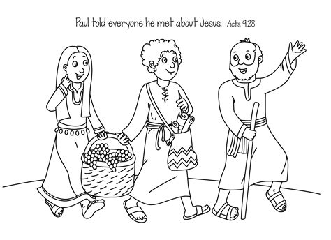 paul s second journey coloring page name tag coloring sheets lds page bible bible coloring pages missionaries