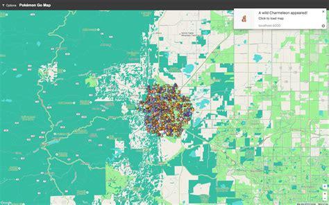 all maps github pokemongomap pokemongo map live visualization