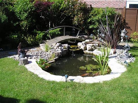 Digital Bridge Limited ponds water features landscape gardening in eastbourne