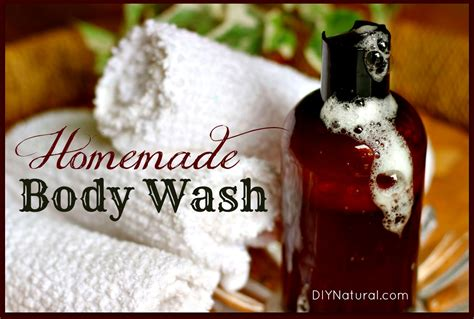 How To Clean Dirty Bathtub Homemade Body Wash That Is Moisturizing And Natural