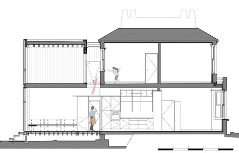 Victorian House Plan gallery of house of trace tsuruta architects 32