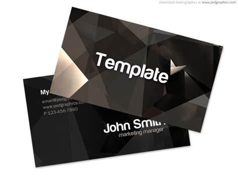 Sided Business Card Template Psd by 50 Best Free Psd Business Card Templates