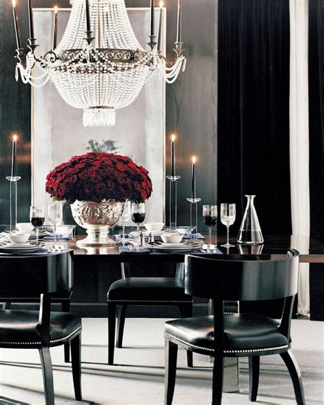 how to decorate dining room how to decorate dramatic dining rooms with smart dining chairs