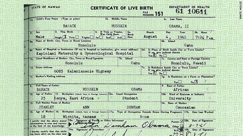 Authentic Looking Birth Certificates » Home Design 2017