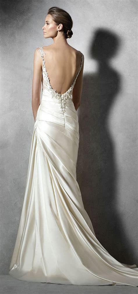 pronovias wedding dresses and cocktail dresses pronovias 2016 bridal collection belle the magazine